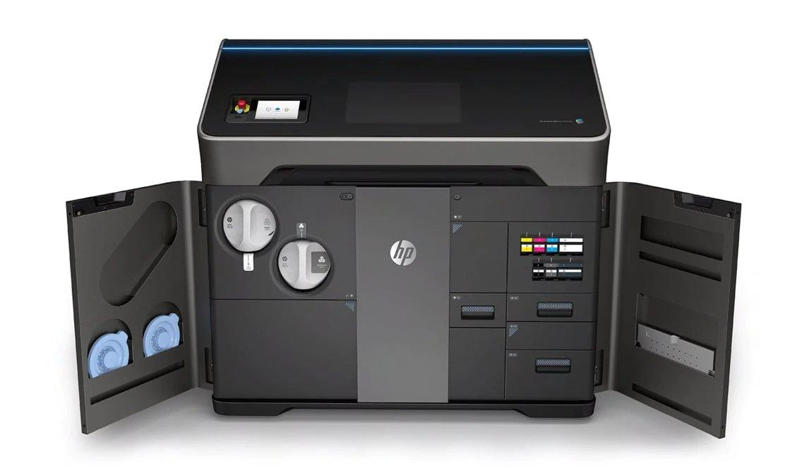 Impressora 3D Profissional HP Multijet Fusion 580